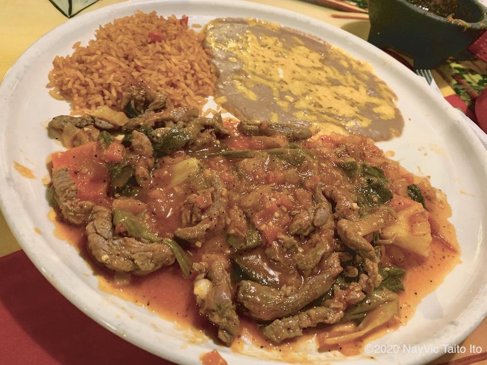 メキシコ料理店「Plaza Bonita」