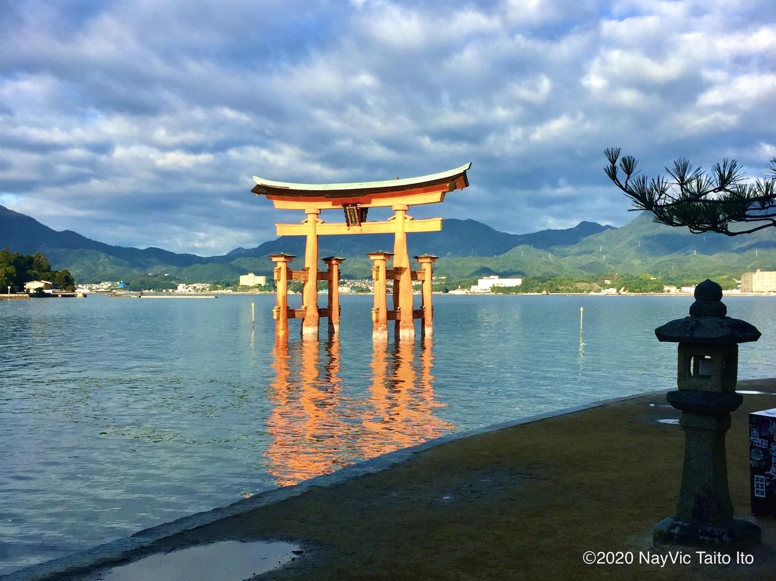 厳島神社(宮島)