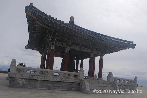 韓国友好の鐘